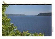 Mississippi River Lake Pepin 2 Carry-all Pouch