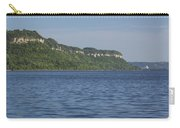 Mississippi River Lake Pepin 4 Carry-all Pouch