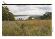 Mississippi River Lake Pepin 9 Carry-all Pouch