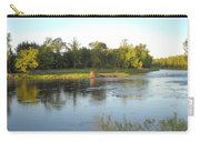 Mississippi River Lovely Dawn Light Carry-all Pouch