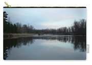 Mississippi River Morning Reflection Carry-all Pouch