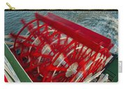 Mississippi River Sternwheeler - New Orleans Carry-all Pouch