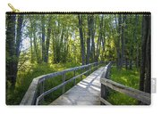 Mississippi Riverwalk Trail - Carleton Place, Ontario Carry-all Pouch