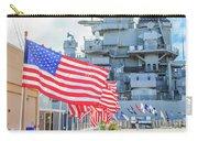 Missouri Battleship Memorial Flags Carry-all Pouch