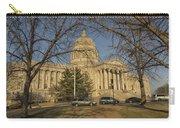 Missouri Capital Building Jefferson City Dsc00653 Carry-all Pouch