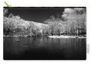 Missouri River Fishing Near Infrared Carry-all Pouch