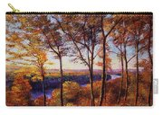 Missouri River In Fall Carry-all Pouch