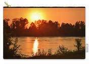 Missouri River In St. Joseph Carry-all Pouch