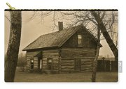 Missuakee County Log Cabin Carry-all Pouch