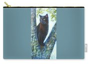 Missy In Tree Carry-all Pouch