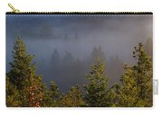 Mist Enshrouded Morning Carry-all Pouch