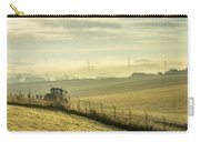 Mist Over Clackmannan Carry-all Pouch