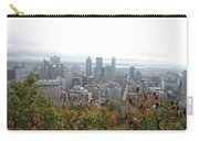 Mist Over Montreal Carry-all Pouch