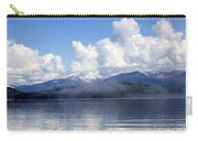Mist Over Priest Lake Carry-all Pouch