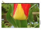 Mister Tulip Waving Salute Carry-all Pouch