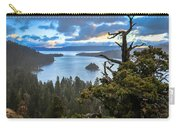 Mistic Tahoe Sunrise Carry-all Pouch