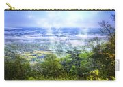 Mists In The Valley Carry-all Pouch