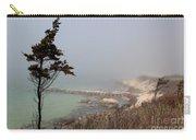 Misty Beach Carry-all Pouch