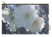Misty Cherry Blossoms Carry-all Pouch
