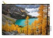 Misty Colchuck Lake Carry-all Pouch