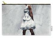 Misty Copeland Ballerina As The Little Dancer Carry-all Pouch