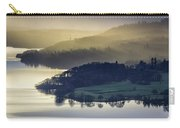 Misty Lake Windermere Carry-all Pouch