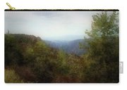 Misty Morn In The Mountains Carry-all Pouch