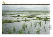 Misty Morning In China Carry-all Pouch