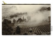 Misty Morning Carry-all Pouch by Silvia Ganora