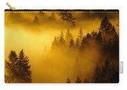 Misty Morning Sunrise Carry-all Pouch