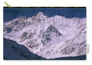 Misty Mountain Peaks Carry-all Pouch
