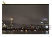 Misty Night On The Charles River Boston Ma Carry-all Pouch