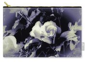 Misty Rose Of Sharon Carry-all Pouch