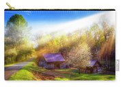 Misty Spring Morning Carry-all Pouch