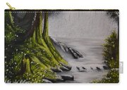 Misty Waterfall Carry-all Pouch