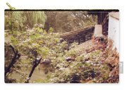 Misty Willows Carry-all Pouch by Ivy Ho