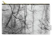Misty Woods, Whitley Mill Carry-all Pouch