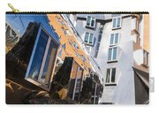 Mit Stata Center Cambridge Ma Kendall Square M.i.t. Reflection Carry-all Pouch