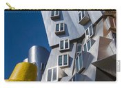 Mit Stata Center Cambridge Ma Kendall Square M.i.t. Carry-all Pouch
