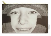 Mittens Quote Carry-all Pouch