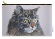 Mitze Maine Coon Cat Carry-all Pouch