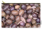 Mixed Olives Carry-all Pouch
