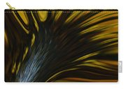 Mixed Sunflower Carry-all Pouch