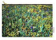 Mixed Wildflowers In Texas Carry-all Pouch