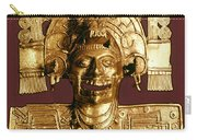 Mixtec: God Of The Dead Carry-all Pouch