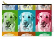 Golden Retriever Warhol Carry-all Pouch