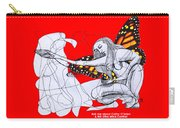 Mk Ultra Series Cathy O'brien Carry-all Pouch