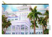 Moana Surfrider Hotel On Waikiki Beach #206 Carry-all Pouch