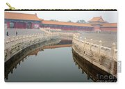 Moat Forbidden City Beijing Carry-all Pouch
