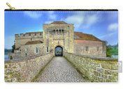 Moat House Leeds Castle Carry-all Pouch